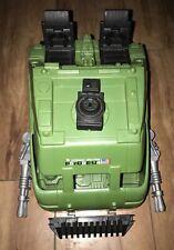Vintage 1990 Hasbro GI Joe P5rD8E-U4 Battle Bunker tank incomplete good shape