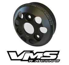 VMS Racing Light Weight Aluminum Water Pump Pulley 12-16 Subaru Impreza 15+ WRX