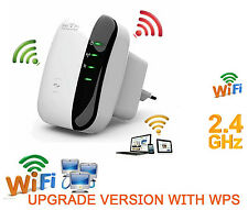 Routeur Wifi Wireless de 300mbps repeater extender booster ap client bridge sky wps
