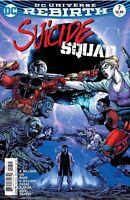 Suicide Squad #7 DC Comics Rebirth COVER A 1ST PRINT
