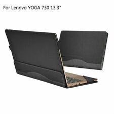 "For Lenovo YOGA 730 13.3"" Sleeve Case Luxury PU Leather Dustproof & Breathable"