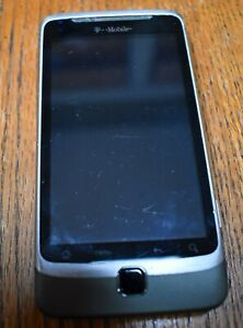 HTC G2 T-Mobile GSM Gray Android Cellular Smart Phone