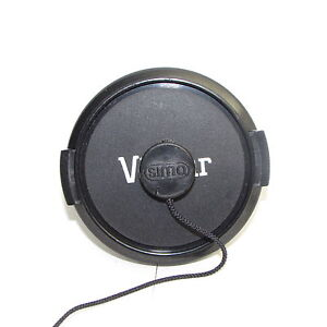 Used Vivitar 52mm Lens Front Cap with a string attached S211436