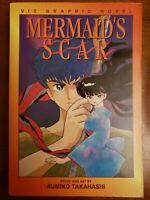 MERMAID'S SCAR Manga RUMIKO TAKAHASHI 2001 Viz Graphic Novel DREAM PROMISE VG+
