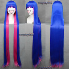Panty & Stocking with Garterbelt Stocking Anarchy Cosplay Wig + Wig Cap