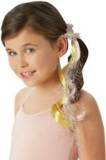Niña MY LITTLE PONY FLUTTERSHY Clip Disfraz Accesorio para el pelo