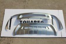 stainless steel VW Volkswagen Touareg 2011-15 bumper board guard skid plate bar