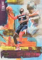 2018-19 Panini Court Kings Basketball Renaissance Men #17 John Wall