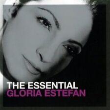 "GLORIA ESTEFAN ""THE ESSENTIAL"" 2 CD NEW!"