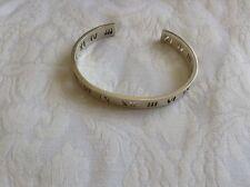 Tiffany & Co.. Cuff Sterling Silver Fine Bracelets