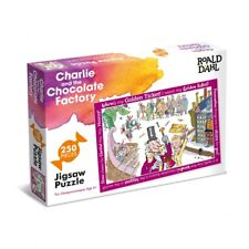 Roald Dahl Charlie And The Chocolate Factory Jigsaw Puzzle 250 Pieces