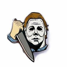 Halloween Michael Myers Enamel Pin Halloween Horror Officially Licesed Pin!!!