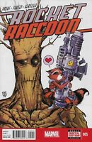 Rocket Raccoon #5 Marvel Comics 2014