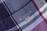 Gant Redwood Flannel Checked Long Sleeve Shirt Size M