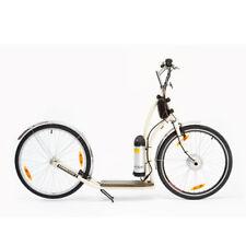 "Zümaround maxiZüm Electric Hybrid Push Scooter 26"" Tires Eco-Friendly"