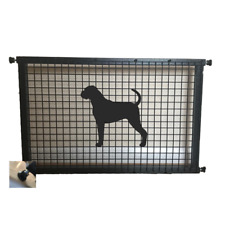 Boxer Dog Metal Puppy Guard