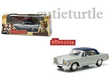 Greenlight Hangover 1969 Mercedes Benz 280 SE Top Up With Tiger 1:43 86462