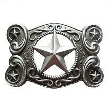 BOUCLE DE CEINTURE Texas solitaire STAR PAYS line dance western