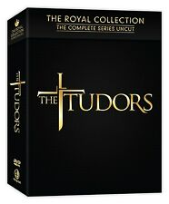 The Tudors: Royal Collection Jonathan Rhys Meyers Complete TV Series Box/DVD Set