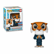 Funko Pop Disney Tale Spin #446 Shere Khan 2018 Fall Convention Exclusive LTDEDT