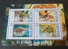 Malawi 2013  Dinosaurs Prehistoric Animals sheetlet  UM  MNH  unmounted mint