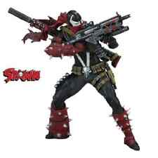 "SPAWN: COMMANDO SPAWN 7"" COLOUR TOPS ACTION FIGURE FROM MCFARLANE TOYS"
