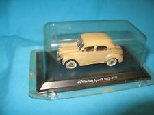 Renault 4cv Berline Sport Type R1062 1958 ELIGOR 1/43