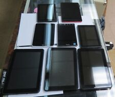 A LOT OF 8 TABLETS: ASUS ,POLAROID,LG,KINDLE ETC FOR PARTS