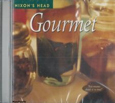 Nixon'S Head - Gourmet - Rock Pop Music Cd