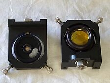 Adjustable Optical Laser Mirrors & Mounts (holds 40mm Optics)