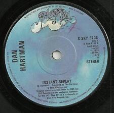 DAN HARTMAN - INSTANT REPLAY - BLUE SKY 1978 - ORIGINAL 70s FUNK SOUL DISCO POP