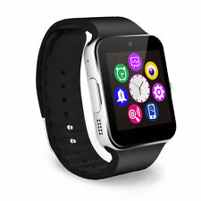 Bluetooth Smart Watch Pedometer Heart Rate Monitor for iPhone IOS Android Samsun