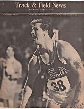 1970 Track and Field News Bill Skinner Javelin USTFF NCAA AAU Javelin Crown
