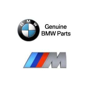 For BMW F30 F31 F32 F33 F82 F83 328i 335i GT 440i M4 Z4 Front Fender M Emblem