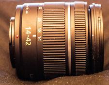 Panasonic LUMIX 14-42mm F/3.5-5.6 Mega O.I.S AE Aspherical AF Lens black!