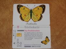 Telefonkarte dt.Telekom gut erhalten *Schmetterling* # Das Posthörnchen # 084