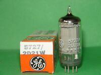 Unused GE RCA 2D21W 5727 VACUUM TUBE  (4) Available