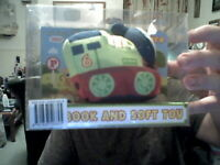 THOMAS THE TANK ENGINE ANIMAL ADVENTURE BOOK & SOFT TOY  HOME PLAY TOY