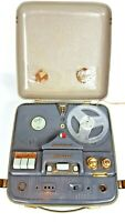 Vintage Telefunken Magnetophon 76 reel to reel recorder player 50's West Germany
