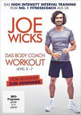 Joe Wicks - Das Body Coach Workout Level 5-7 # DVD