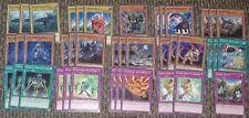 YUGIOH BUDGET FRIENDLY DINOSAUR DECK READY TO PLAY 40 CARDS