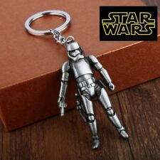 Star Wars Storm Trooper Figurine metal replica keychain Key chain collectible Ss