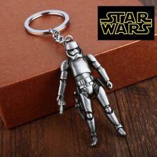 STAR WARS Storm Trooper Figurine metal replica keychain Key chain collectible SS