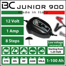 Controlador De Batería BC Junior 900 12 V 0.9amp recuperación, Cargador y mantenedor UK