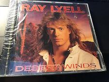 "Ray Lyell ""Desert Winds"" cd SEALED Spy"