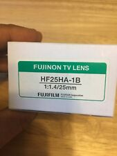 Fujinon TV Lens HF25HA-1B Fuji Photo Optical Co