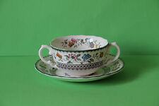 Spode Chinese Rose Suppentasse & Untertasse