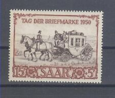 Saarland Michel  Nr. 291  IBASA postfrisch.