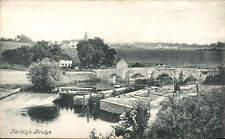 Farleigh Bridge. Locks.
