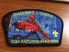 Mint 2013 JSP Calumet Council Black Border zombie cardinal